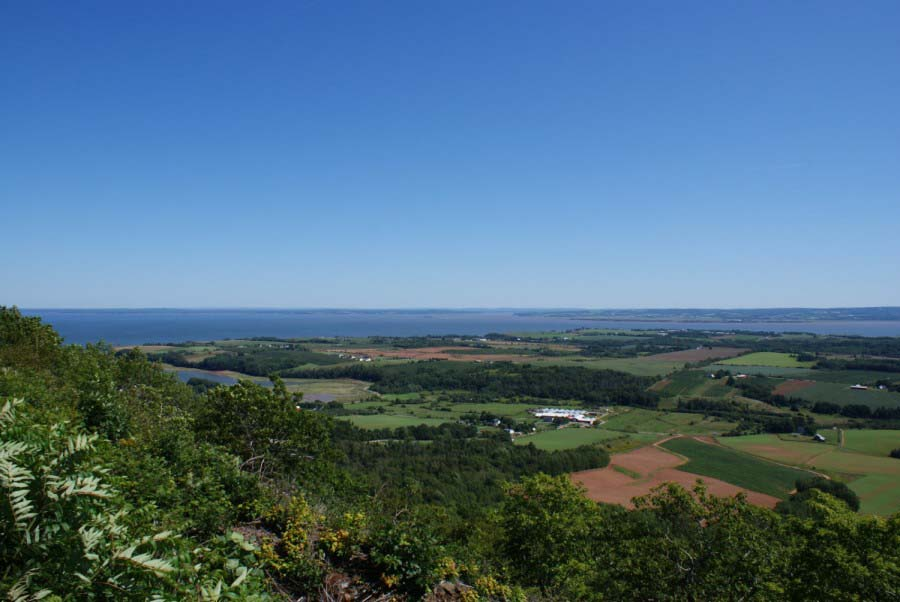 Annapolis Valley Look Off